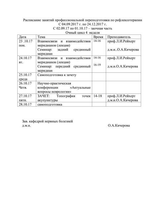 расписание РТ ППС 2017-4