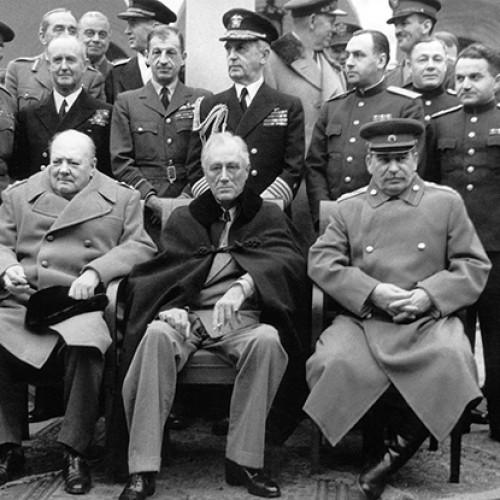 Крымская (Ялтинская) конференция, 1945 год