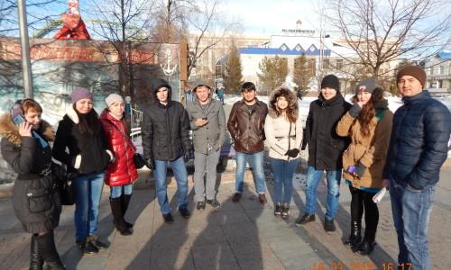 Митинг годовщины возвращения Крыма