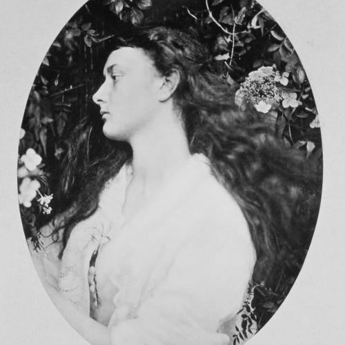 Alethea (Alice Liddell), 1872.
