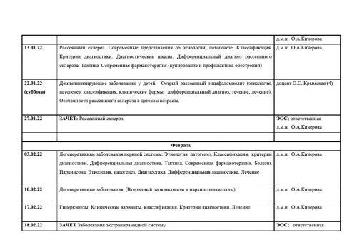 Расписание семинаров на 2021-2022 г-33